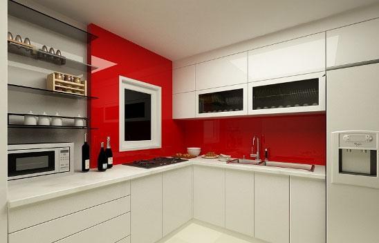 kg bep2 Không gian bếp   Nơi duy trì bữa cơm thân mật của gia đình