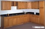 Tủ bếp gỗ Căm Xe TC01