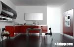 Tủ bếp hiện đại TD07