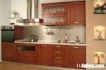 Tủ bếp gỗ Xoan Đào TC07