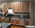 Tủ bếp gỗ Pơ Mu TC09