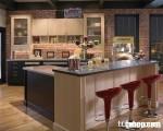 Tủ bếp quầy bar TQ06