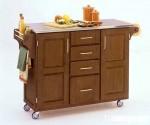 Tủ bếp di động, phong cách tủ bếp năng động và hiện đại