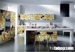 Mẫu Tủ Bếp Hiện Đại – thể hiện đẳng cấp cho một không gian sang trọng