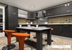 Tủ Bếp Treo Tường – giải pháp trang trí không gian bếp độc đáo