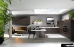 Tủ bếp gỗ Xoan Đào có đảo TBN0204