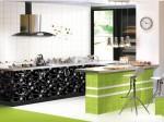 Tủ bếp laminate có đảo TBN0111