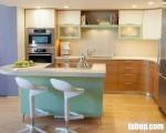 Tủ bếp MFC Melamine, vẻ đẹp nhẹ nhàng cho không gian khiêm tốn
