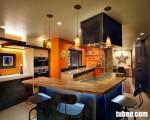 Thiết kế tủ bếp đẹp với cảm hứng từ.. mặt trời, trải nghiệm của sự phá cách