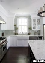 Tủ bếp Gỗ tự nhiên – TBN117