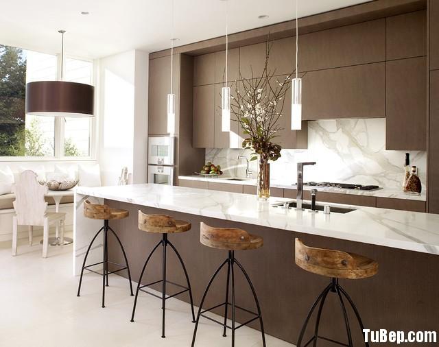 modern kitchen1 Tủ bếp laminate có đảo   TBN103