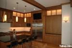 Tủ bếp Gỗ tự nhiên – TBN174