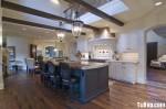 Nội thất Tủ Bếp – Tủ bếp Gỗ tự nhiên – TBN185