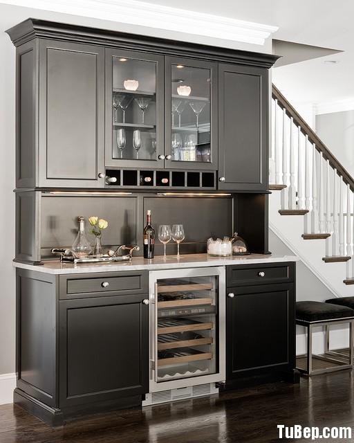 RHJUYRHYT Tủ bếp Gỗ tự nhiên – TBN140