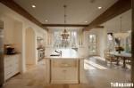Nội thất Tủ Bếp – Tủ bếp Gỗ tự nhiên – TBN186