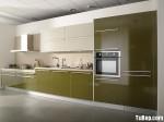 Tủ bếp Gỗ công nghiệp – TBN201