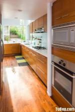 Tủ bếp MDF Laminate – TBB085