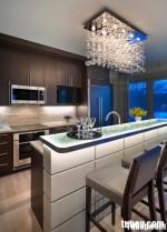 Tủ bếp Gỗ công nghiệp – TBN144