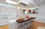Tủ bếp gỗ MDF Acrylic – TBB242