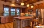 Tủ bếp Gỗ tự nhiên – TBN126