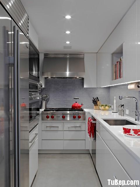 2806 Acrylic 2 Tủ bếp gỗ MDF Acrylic – TBB234