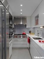 Tủ bếp gỗ MDF Acrylic – TBB234