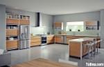 Tủ bếp gỗ MDF Laminate – TBB249