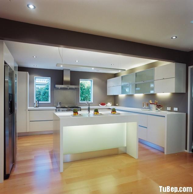090603 Tủ bếp gỗ MDF Acrylic – TBB059