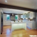 Tủ bếp gỗ MDF Acrylic – TBB059