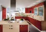 Tủ bếp laminate có đảo TBN0078