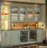 Nội thất Tủ Bếp – Tủ bếp Gỗ tự nhiên – TBN210