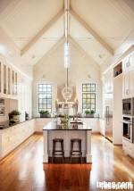 Tủ bếp Gỗ Tự Nhiên – TBN152