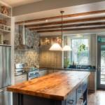 Nội thất Tủ Bếp   Tủ bếp Gỗ tự nhiên – TBN231