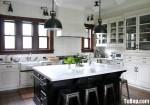 Nội thất Tủ Bếp – Tủ bếp Gỗ tự nhiên – TBN244