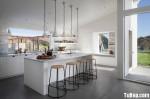 Nội thất Tủ Bếp – Tủ bếp Gỗ công nghiệp – TBN214