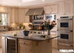 Tủ bếp Gỗ tự nhiên – TBN123