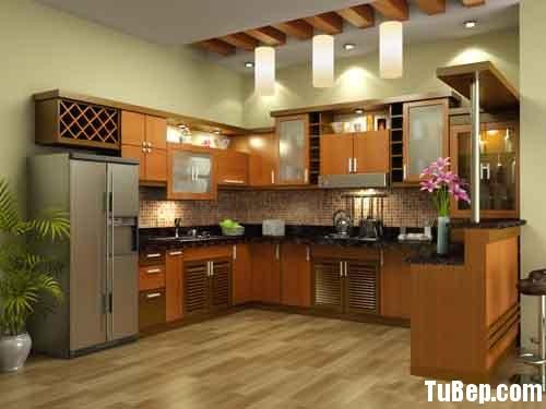 lmu1283766765 Tủ bếp gỗ dổi có bar – TBB049