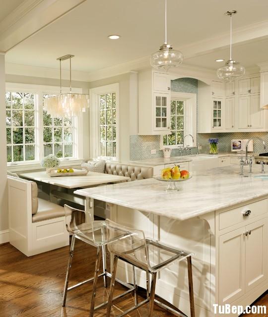 39 Tủ bếp Gỗ tự nhiên – TBN128