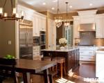 Tủ bếp Gỗ tự nhiên – TBN133