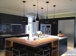Tủ bếp laminate có đảo TBN0217