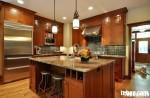 Tủ bếp Gỗ tự nhiên – TBN171