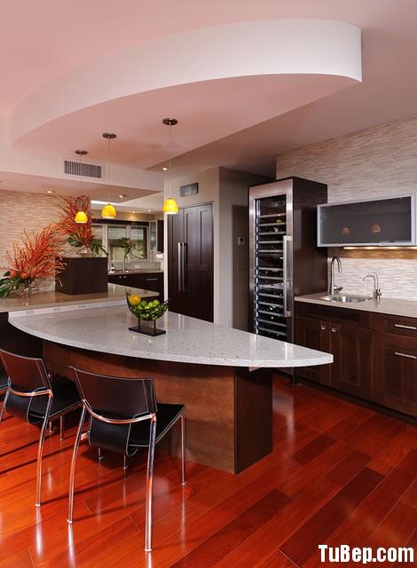 dccaa Nội thất Tủ Bếp   Tủ bếp công nghiệp– TBN268