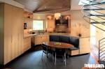 Tủ bếp laminate – TBB043