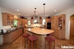 Nội thất Tủ Bếp – Tủ bếp Gỗ tự nhiên – TBN237