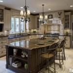 Nội thất Tủ Bếp   Tủ bếp Gỗ tự nhiên – TBN224
