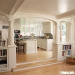 Tủ bếp Gỗ Tự Nhiên – TBN153