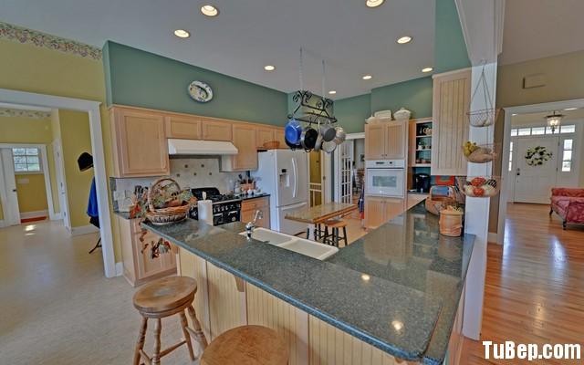 cxvcvv Nội thất Tủ Bếp   Tủ bếp tự nhiên– TBN265