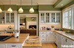 Nội thất Tủ Bếp – Tủ bếp Gỗ tự nhiên – TBN218
