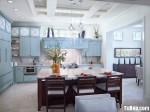 Nội thất Tủ Bếp – Tủ bếp Gỗ tự nhiên – TBN229