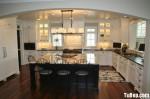 Nội thất Tủ Bếp – Tủ bếp Gỗ tự nhiên – TBN241